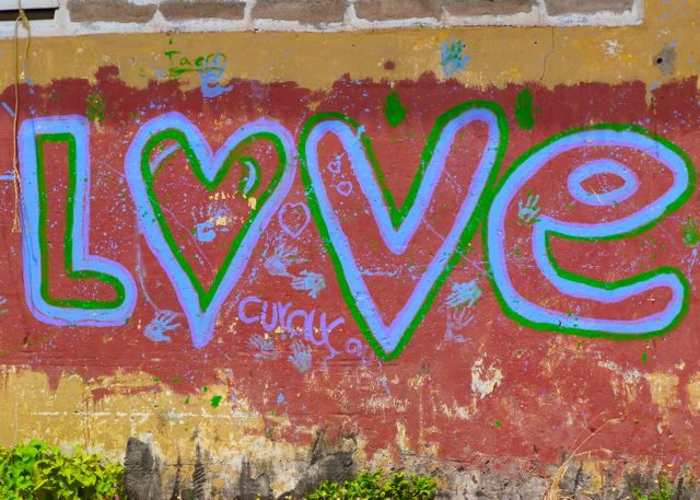 CURWin Love Mural